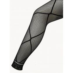 12X fishnet leggings, 625