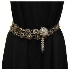 flower chain belt, lx2