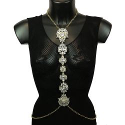 Body chain, body collar,...
