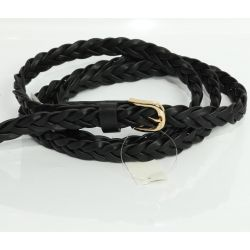 braided thin belt, big...