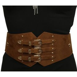 suede faux leather, western...