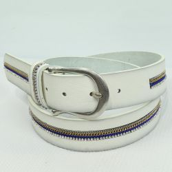Strass and chain belt, FM155