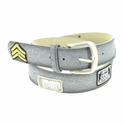 jeans belt, strass patch...